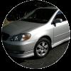 Полировка Toyota Corolla